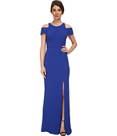 ABS Allen Schwartz - Cutout Shoulder Gown