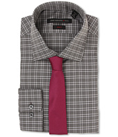 John Varvatos - Slim Fit Check Dress Shirt