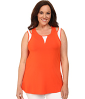 Mynt 1792 - Plus Size Double Strap Tank Top