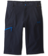 Jack Wolfskin Kids - Activate Soft Shell Shorts (Big Kid)