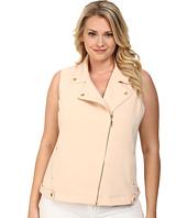 Mynt 1792 - Plus Size Moto Vest