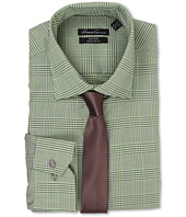 Kenneth Cole New York - Regular Fit Non-Iron Plaid