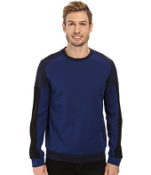 Calvin Klein - Long Sleeve Crew Neck Light Weight Sweatshirt