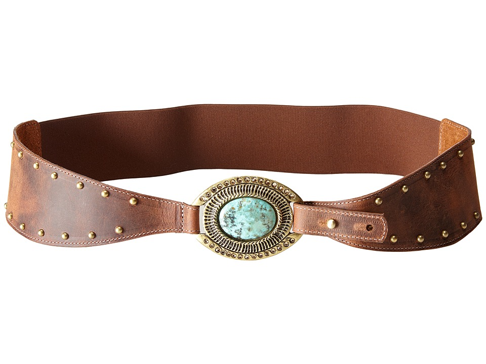Leatherock 1265 Tobacco Womens Belts