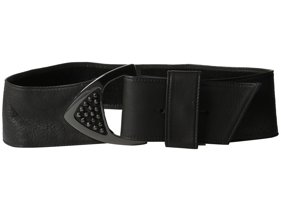 Leatherock 1361 Black Womens Belts