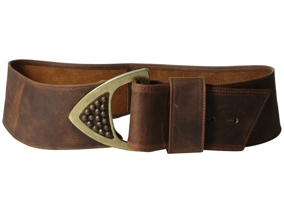 Leatherock 1361 Tobacco Womens Belts