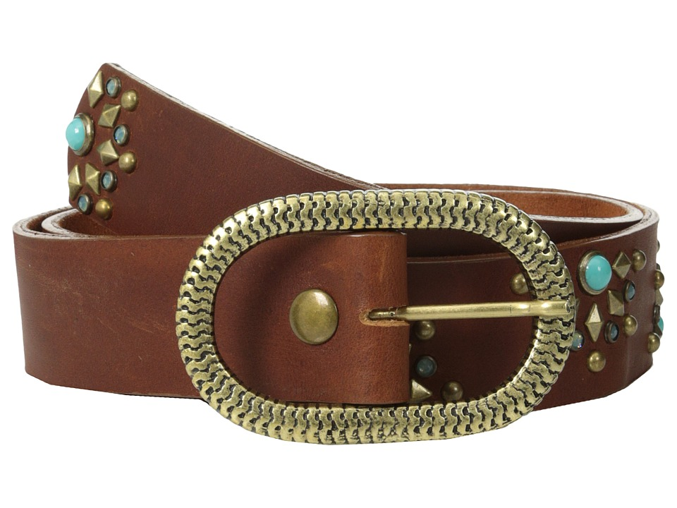 Leatherock 1133 Brown Womens Belts