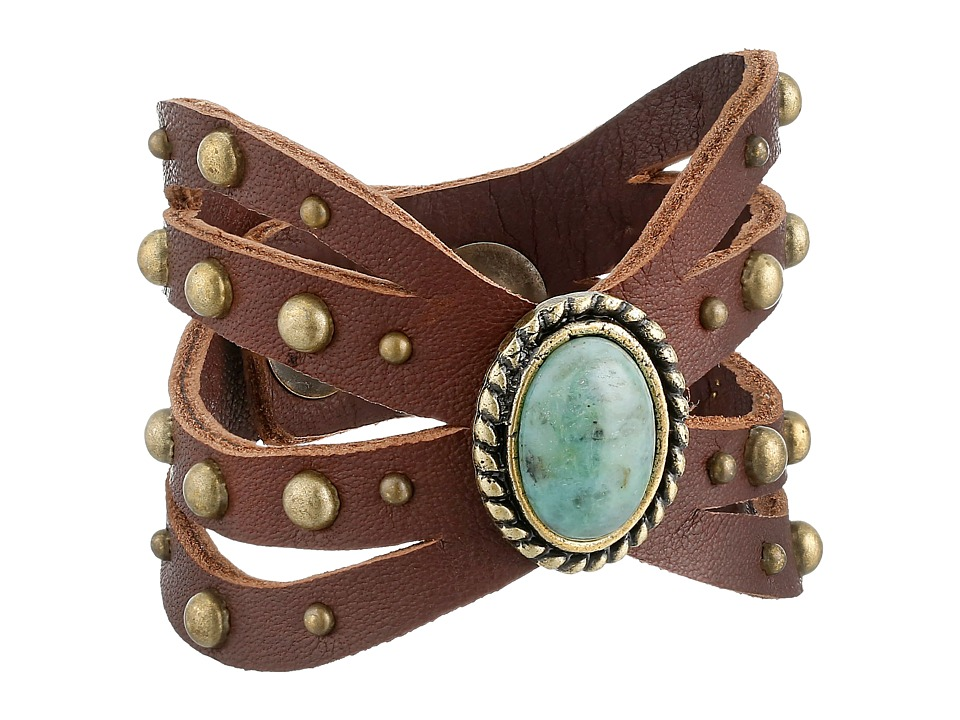 Leatherock B664 Cordovan Bracelet