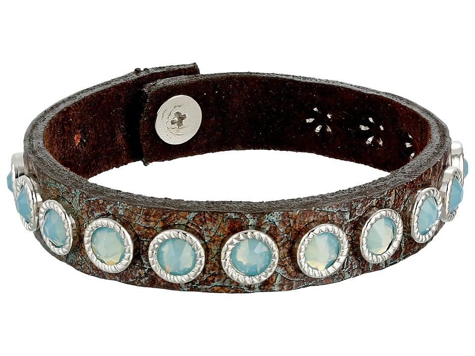 Leatherock B597 Patina Bracelet