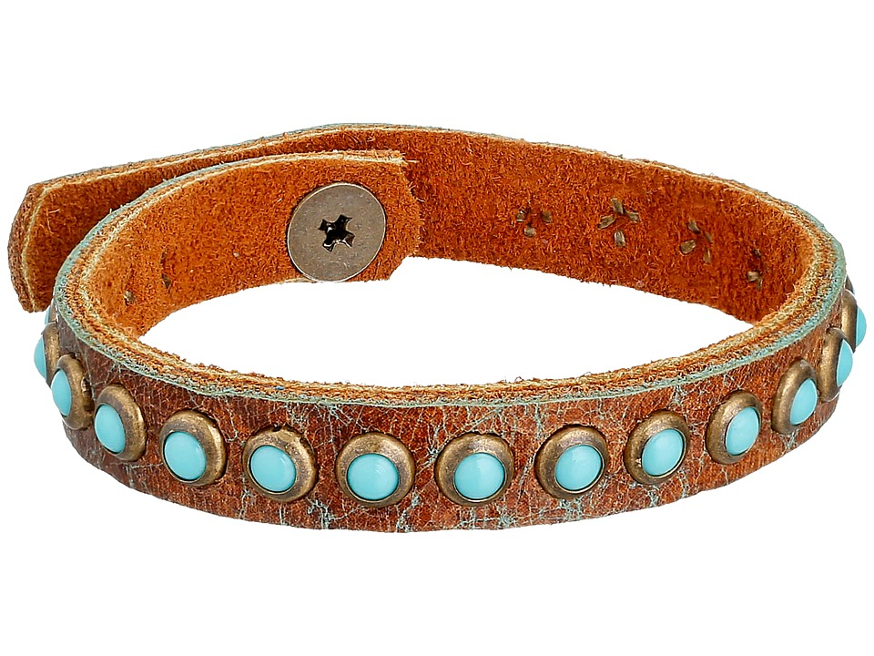 Leatherock B602 Patina Bracelet