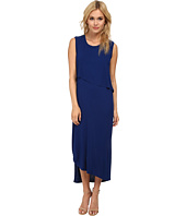 BCBGMAXAZRIA - Kyrie Sleeveless Asymmetrical Layered Dress