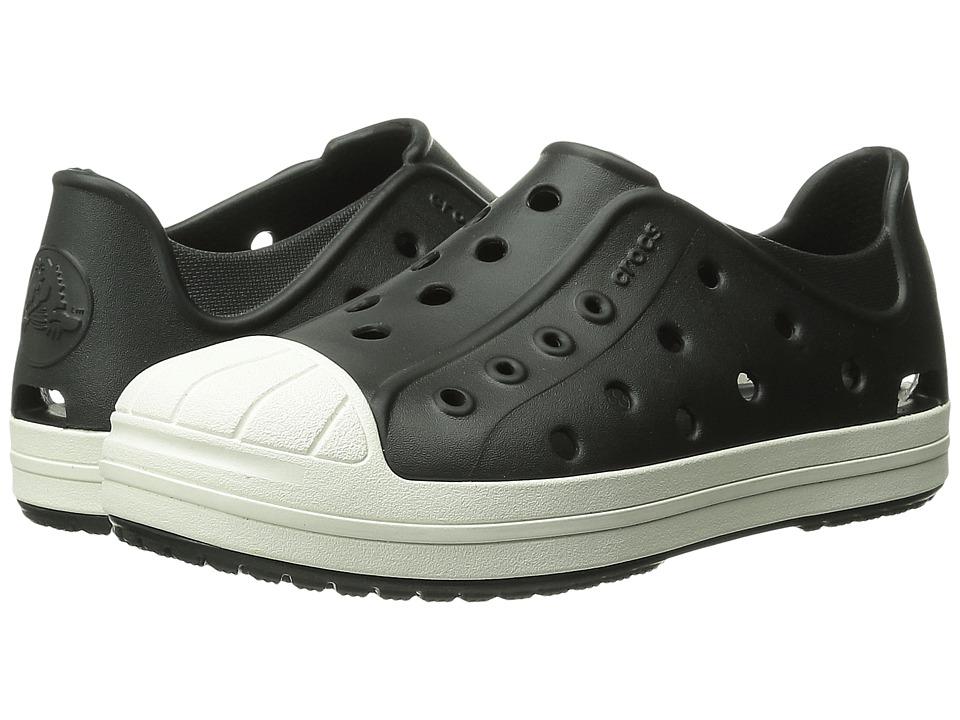 Crocs Kids Bump It Shoe Toddler/Little Kid Black/Oyster Kids Shoes