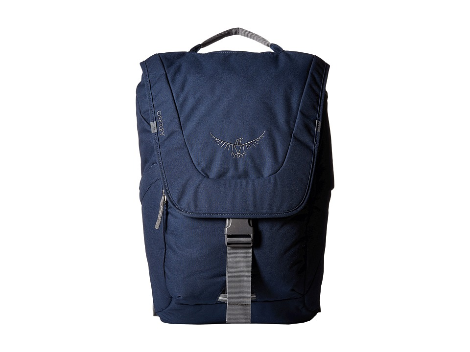 Osprey FlapJack Pack (Twilight Blue) Backpack Bags