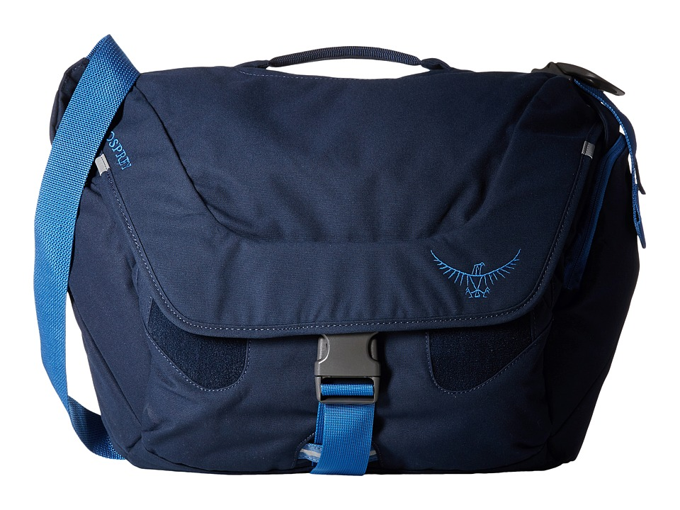 Osprey Flapjill Courier Twilight Blue Bags