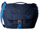 Osprey Flapjill Courier (Twilight Blue)