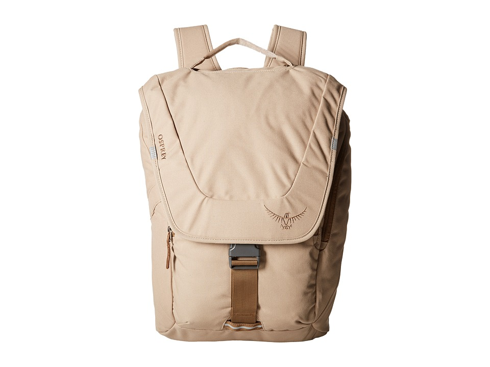 Osprey Flapjill Pack Tan Backpack Bags
