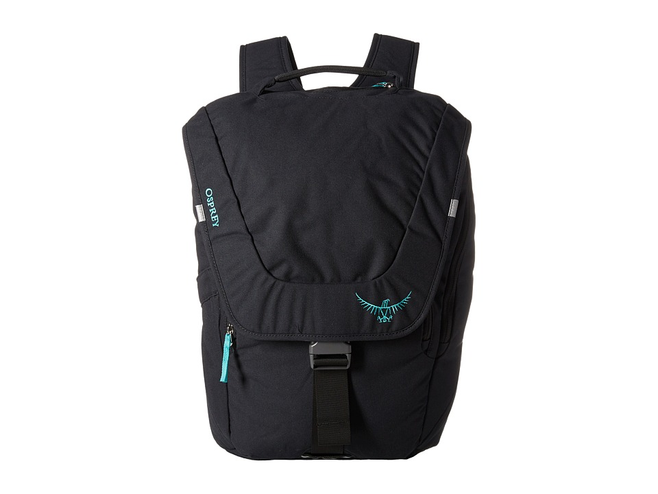 Osprey Flapjill Pack Black Backpack Bags