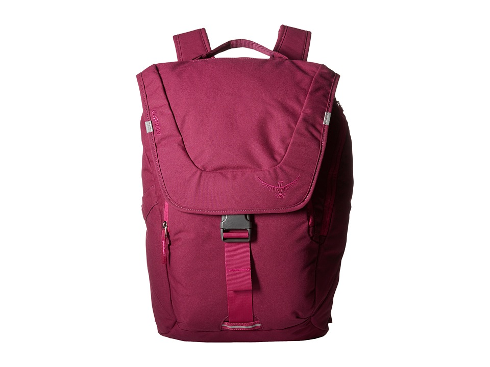 Osprey Flapjill Pack Dark Magenta Backpack Bags