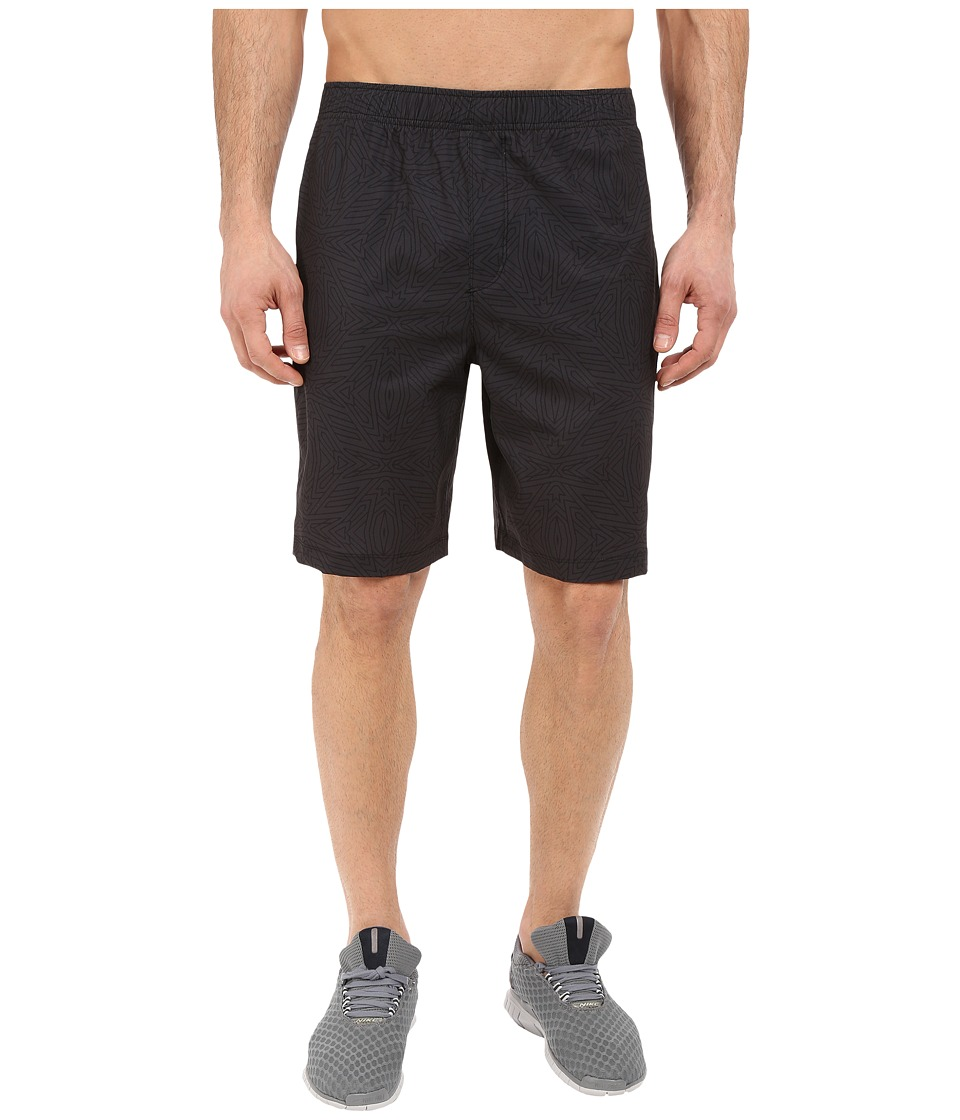 Prana Vargas Short (Charcoal Jupiter) Men