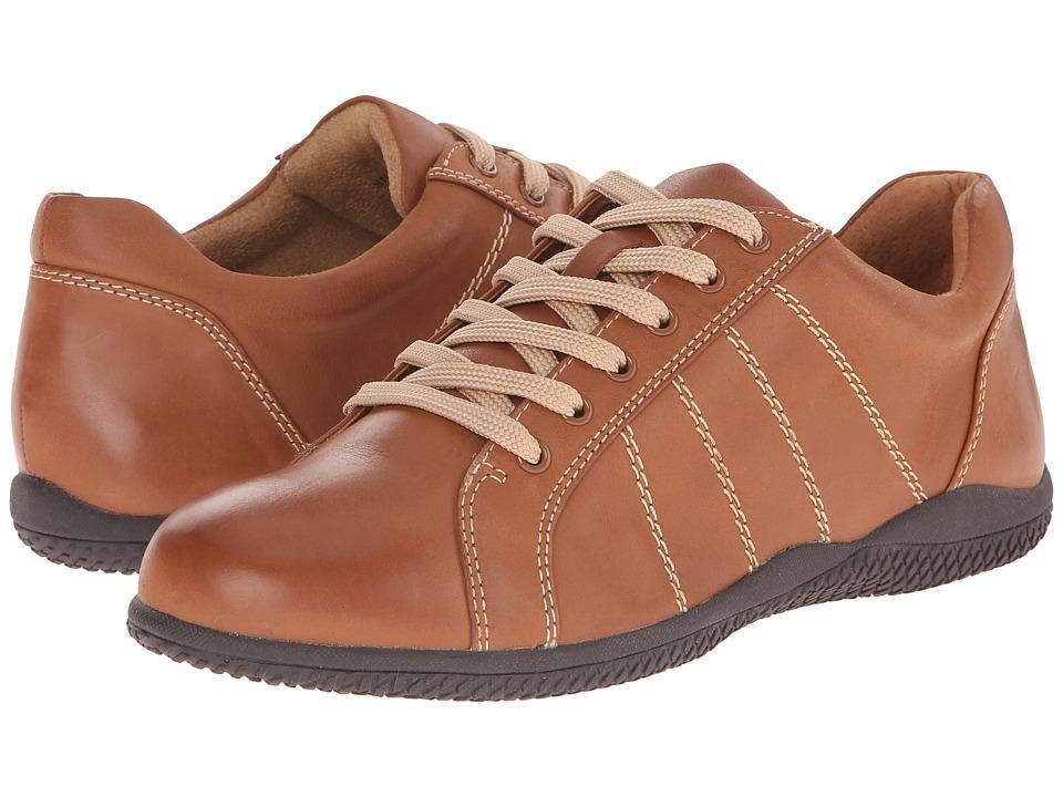 SoftWalk - Hickory (Luggage Veg Tumbled Leather) Women