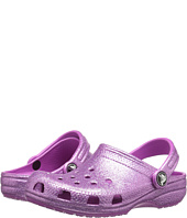 Crocs Kids - Classic Sparkle Clog (Toddler/Little Kid)