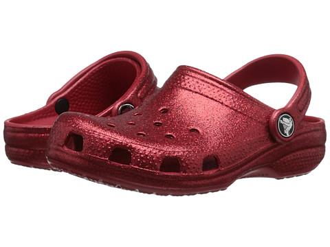 Crocs Kids Classic Sparkle Clog (Toddler/Little Kid)