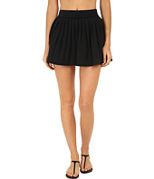 Kate Spade New York - Georgica Beach Pleated Cover Up Skirt