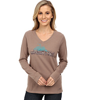 Life is good - Crusher™ Vee Long Sleeve Tee