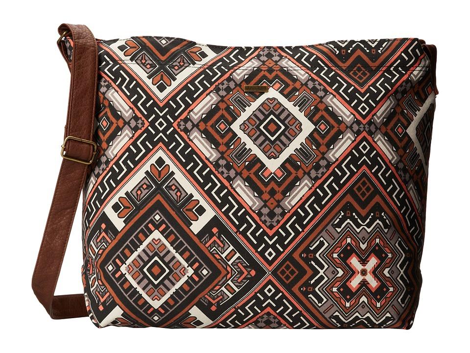 Element Lyra Rust Cross Body Handbags