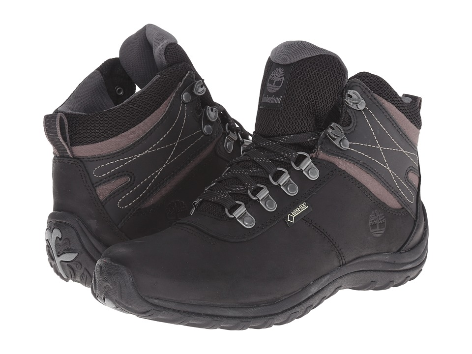 Timberland - Norwood Mid w/ GORE-TEX Membrane (Black) Women