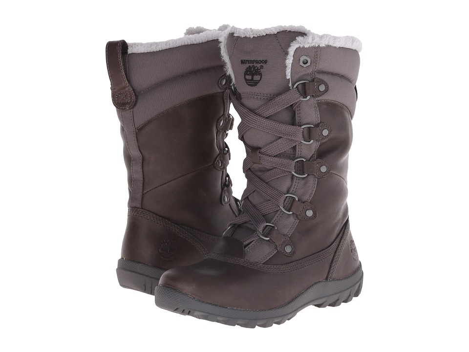 Timberland Mount Hope Mid (Dark Grey) Women