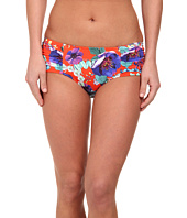 Seafolly - Field Trip Ruched Side Retro Bottom