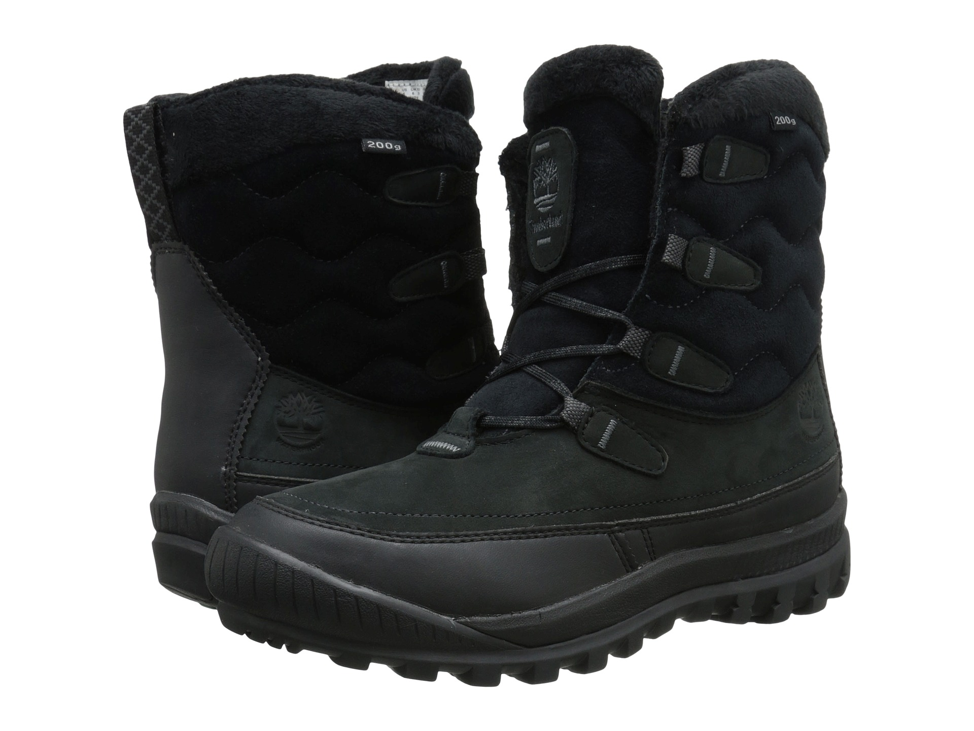 timberland woodhaven mid waterproof insulated zappos