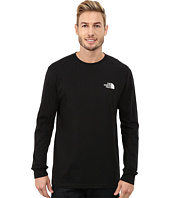 The North Face - Long Sleeve Red Box Tee