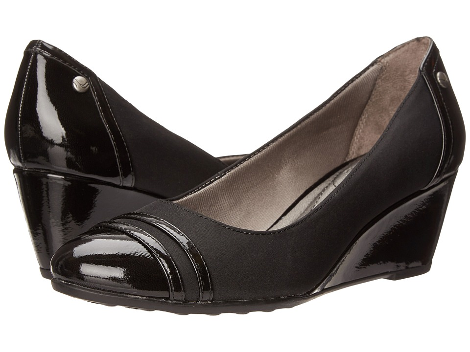 LifeStride Juliana (Black Micron) Women