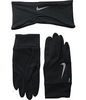 Nike - Dri-Fit Running Headband/Glove Set