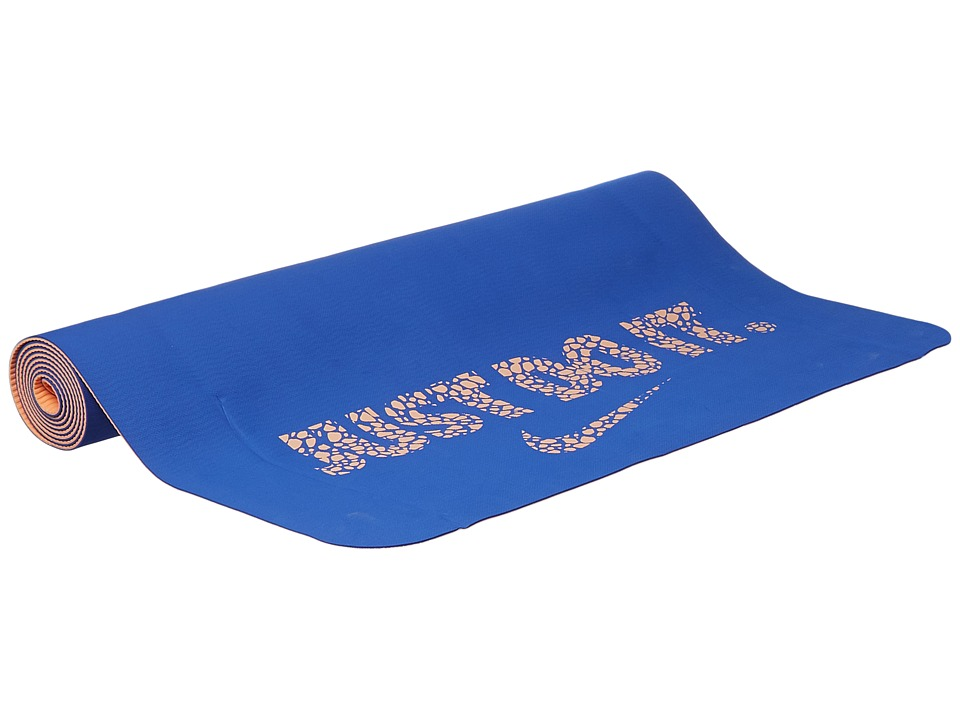 Nike - Just Do It Yoga Mat 2.0 (Game Royal/Sunset Glow) Athletic Sports Equipment
