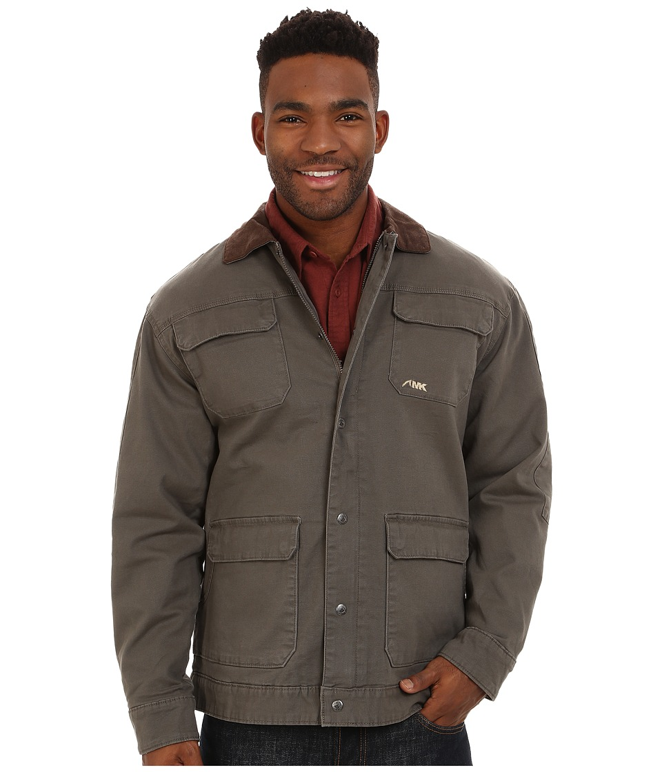 Mountain Khakis - Ranch Shearling Jacket (Terra) Mens Coat
