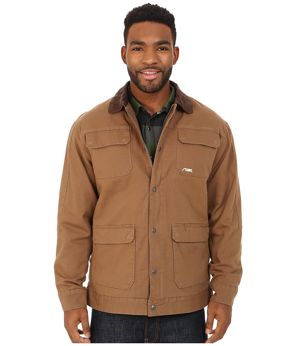 Mountain Khakis Ranch Shearling Jacket (Tobacco) Men