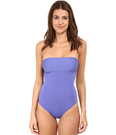 Emporio Armani - Modern Wave Knit One-Piece Bathing Suit