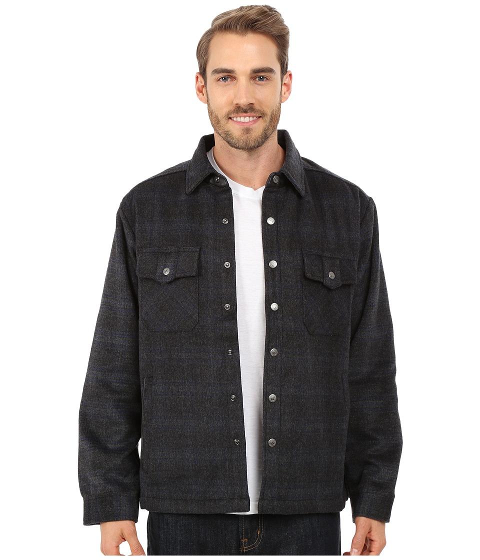 Mountain Khakis Sportsman's Shirt Jacket (Black) Men's Coat