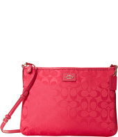 COACH - Signature Nylon Crossbody