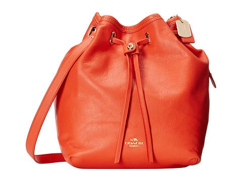 coach bag outlets  coachmattesoftgrainturnlocktiebucketbag