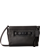 COACH - Pebbled Leather Swagger Wristlet