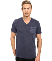 Kenneth Cole Sportswear - Acid Washed V-Neck