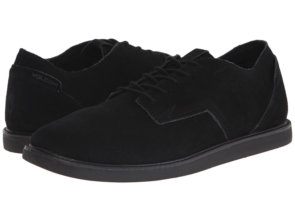 Volcom Dapps 2 (Black Destructo) Men