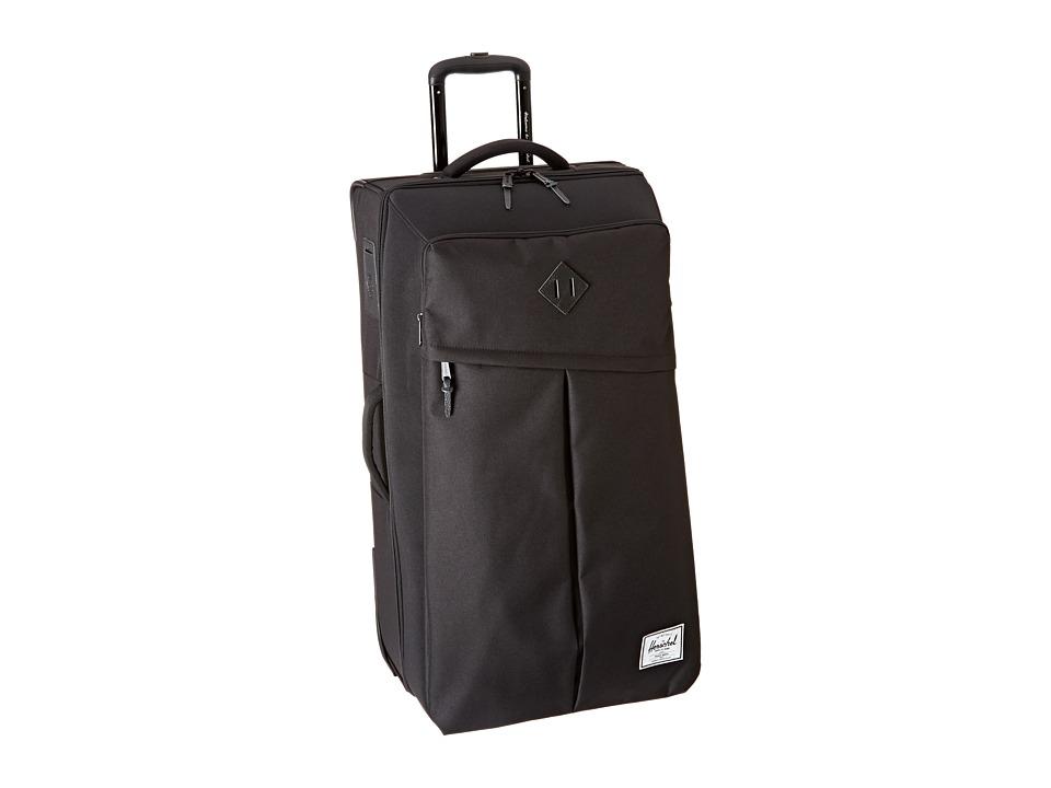 Herschel Supply Co. - Parcel XL (Black 1) Luggage
