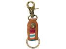 Pendleton Serape Key Chain (Casa Grande Stripe Turquoise)