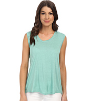 BCBGMAXAZRIA - Halie Sleeveless Twist Back Top