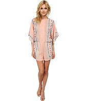 BCBGMAXAZRIA - Caiti Kimono Sleeve Romper
